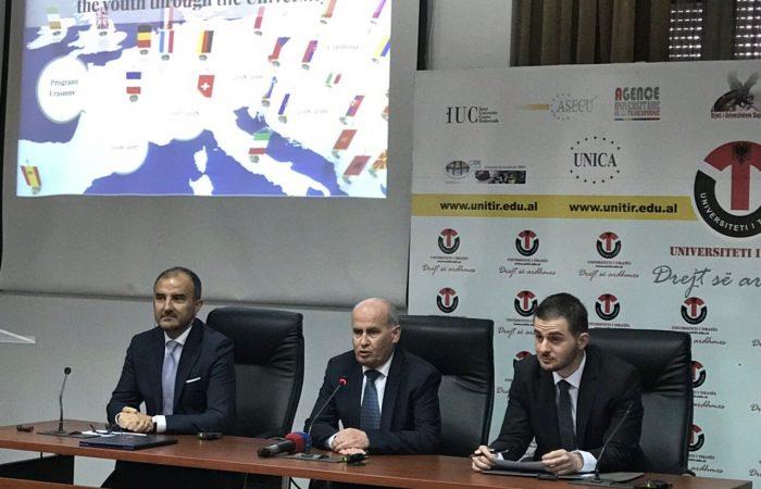 Europe Week at the University of Tirana 2019