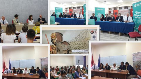 The Faculty of History and Philology, of the University of Tirana organizes summer schools