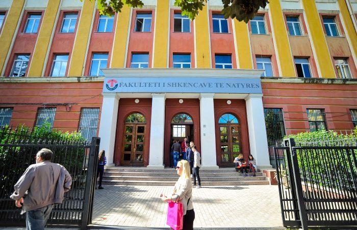 Fakulteti i Shkencave të Natyrës