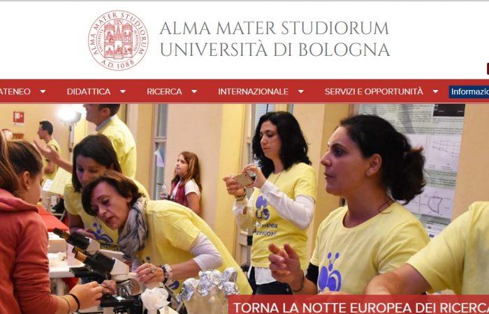 Hapet thirrja për aplikime për bursa për studentët e Universitetit të Tiranës në Universitetin e Bolonjës, Itali, për semestrin e dytë të vitit akademik 2019-2020