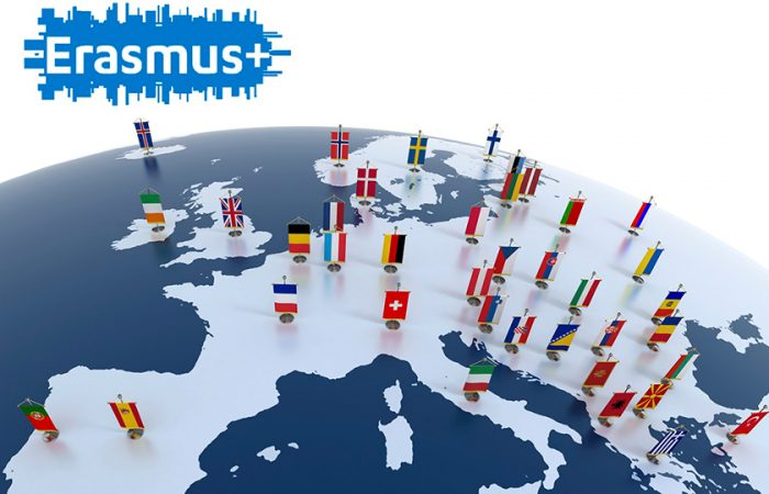 Incoming Erasmus + Mobilities