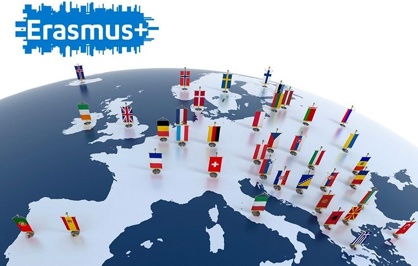 Marrëveshjet Erasmus+ KA107 të nënshkruara nga Universiteti i Tiranës
