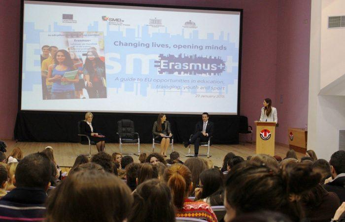 Takim Informues mbi Programin ERASMUS +