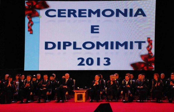 Ceremonia e Diplomimit të Fakultetit të Ekonomisë