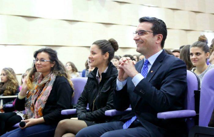 Takim me Ministrin e Mirëqenies Sociale Z. Erion Veliaj