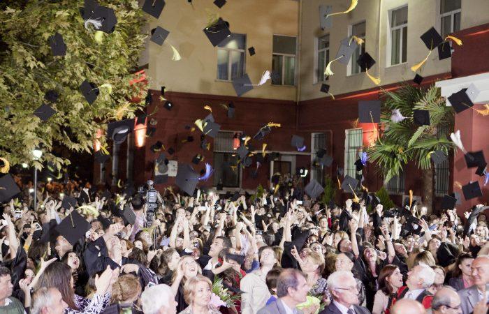 Ceremonia e Diplomimit të studentëve të FSHN