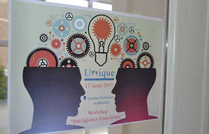 "Workshop ""Inteligjenca Emocionale"""