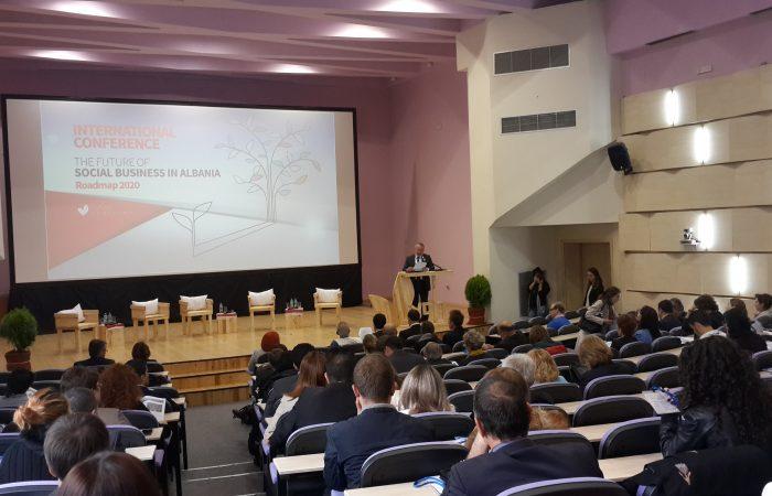 Konferenca Ndërkombëtare e Biznesit Social