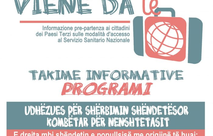 """Takim Informues mbi projektin """"Shëndeti Vjen Drejt Jush"""""""