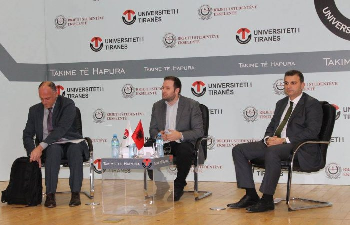 Takim i Hapur me Dr. Othon Anastasakis