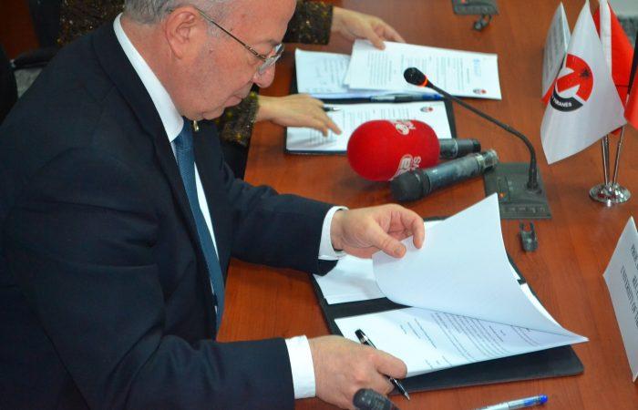 Marrëveshje bashkëpunimi midis Universitetit të Financës dhe Ekonomisë së Tianjin-it, të Kinës dhe Universitetit të Tiranës