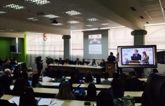 """Konferencën Shkencore Ndërkombëtare """"Vështime sociologjike të vrasjeve dhe vetëvrasjeve në shoqërinë shqiptare"""""""