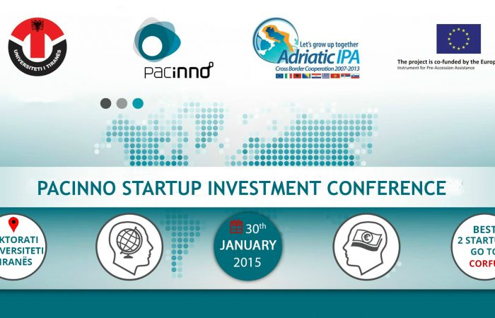 Pacinno Startup Investment Conference