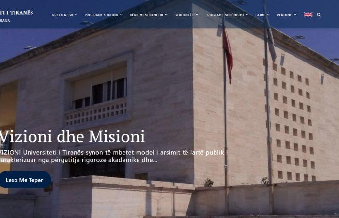 Mbledhja e Senatit Akademik të Universitetit të Tiranës do të zhvillohet ditën e enjte, datë 12 Mars 2020, ora 09:00