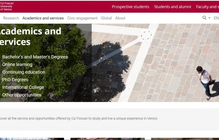 Hapet thirrja për bursa në programin Erasmus + në Universitetin Ca'Foscari të Venecias në Itali për vitin akademik 2019-2020.