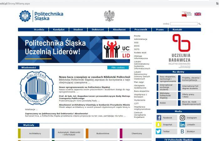 Hapet thirrja për bursa për studentët e Universitetit të Tiranës në Universitetin Silesian të Teknologjisë, Poloni, në kuadër të Programit Erasmus +