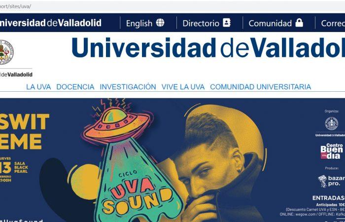 Hapet thirrja për aplikime për bursa për studentët e Universitetit të Tiranës, në kuadër të Programit Erasmus +, në Universitetin Valladolid, Spanjë