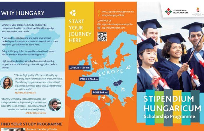 Njoftim nga Ambasada e Hungarisë në Tiranë për bursat stipendium.