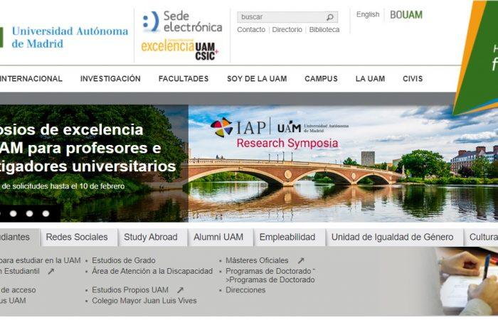 Hapet thirrja për bursa në kuadër të programit Erasmus + në Universitetin Autonom të Madridit, Spanjë