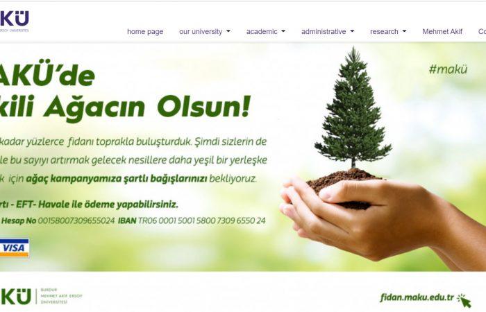 Hapet thirrja për aplikim për bursa Erasmus+ për stafin akademik të Universitetit të Tiranës në Universitetin  Mehmet Akif Ersoy, Turqi