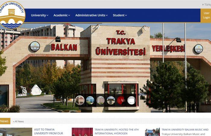 Hapet thirrja për aplikim për bursa në programin Mevlana Exchange në Universitetin e Trakya
