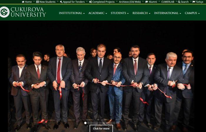 Hapet thirrja për aplikime për bursa në programin Mevlana Exchange në Universitetin e Çukurovës, Turqi.