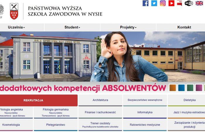 Hapet thirrja për aplikime në kuadër të programit Erasmus+ në Universitetin e Shkencave të Aplikuara të Nysës, Poloni
