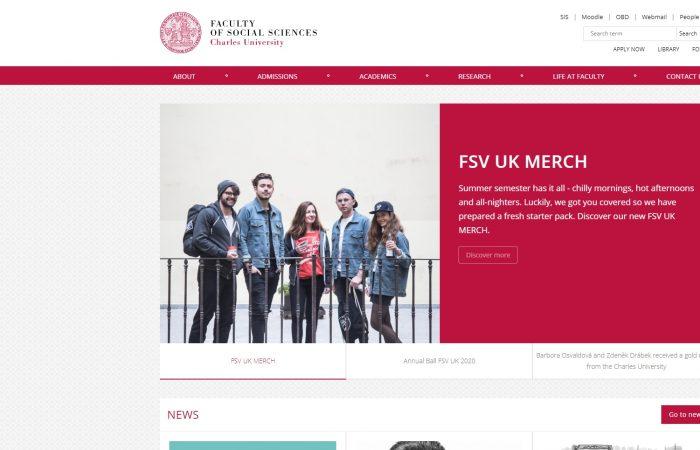 Hapet thirrja për aplikime për bursa në kuadër të programit Erasmus+ në Universitetin e Charles, Republika Çeke