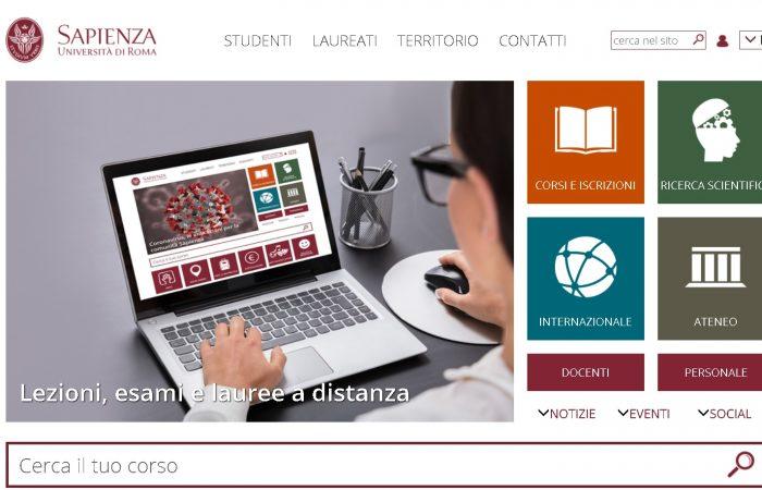 Hapet thirrja për bursa në Programin Erasmus + në Universitetin e La Sapienzës në Itali për semestrin e parë të vitit akademik 2020-2021 për studentët e UT