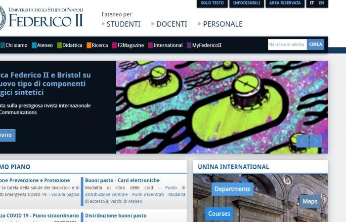 Shtyhet thirrja për aplikime për studentët e Universitetit të Tiranës në Universitetin e Studimeve të Napolit Federico II, Itali, në kuadër të programit Erasmus +, për semestrin e parë të vitit akademik 2020-2021.