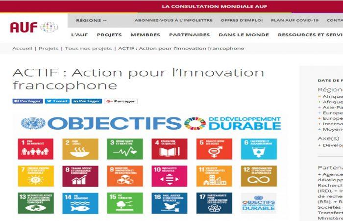 Consortium d'innovation pour construire des communautes participatives dans les universites d'Europe Centrale et Orientale(Konsorciumi i Inovacionit për Ndërtimin e Bashkësive Pjesëmarrëse në Universitetet e Evropës Qëndrore dhe Lindore)