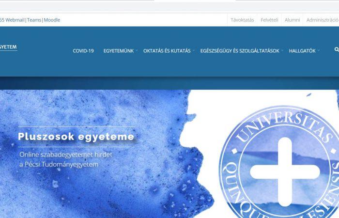 Hapet thirrja për aplikime për bursa për stafin akademik të Universitetit të Tiranës në Universitetin e Pecs, Hungari, për vitin akademik 2020-2021