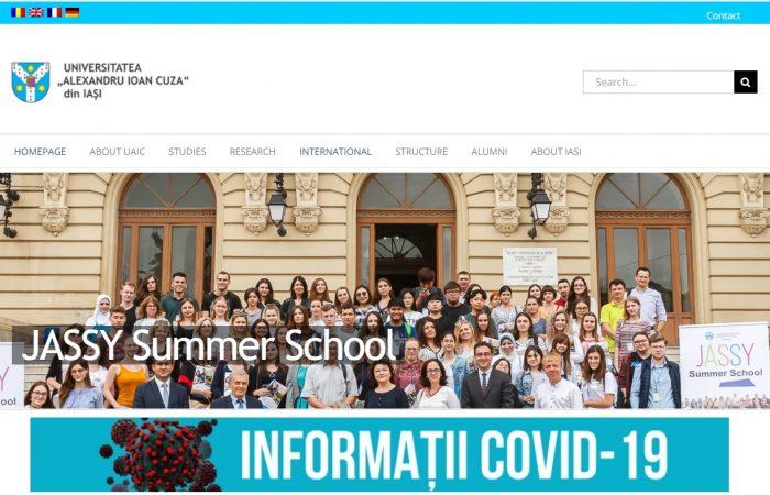 Hapet thirrja për bursa për trajnim për studentët në kuadër të programit Erasmus + në Universitetin Alexandru Ioan Cuza të Iași, në Rumani për semestrin e dytë të vitit akademik 2020-2021