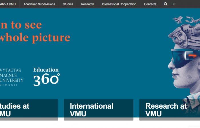 Hapet thirrja për aplikime për bursa për studentët në Universitetin Vytautas Magnus në Lituani për semestrin e dytë të vitit akademik 2020-2021