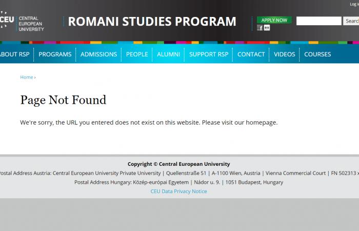 Hapet thirrja për aplikime për Programin Përgatitor të Diplomuarve Romë 2021/22, një mundësi për të diplomuarit e komunitetit Rom, të interesuar të përgatiten për programet e masterit në gjuhën angleze.