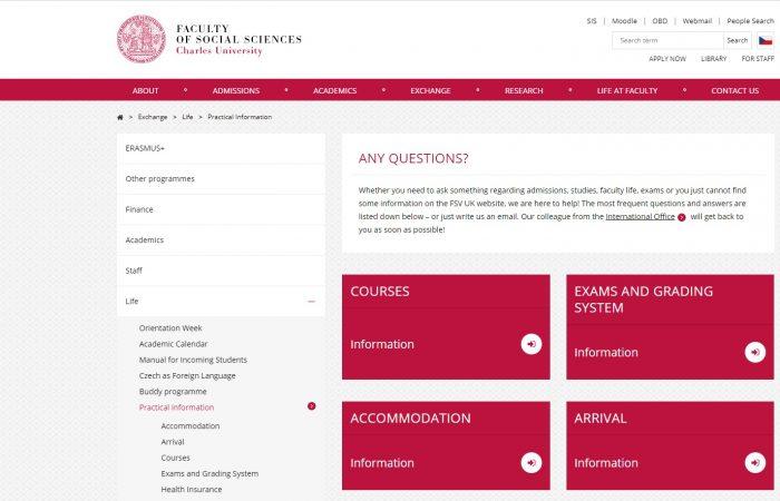 Hapet thirrja për aplikime për studentët e Universitetit të Tiranës në Universitetin Charles, në Çeki, në kuadër të programit Erasmus +, për semestrin e dytë të vitit akademik 2020-2021