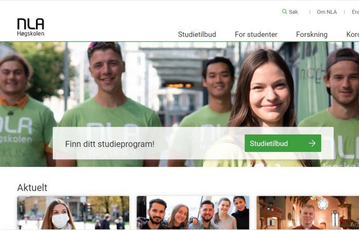 Hapet thirrja për aplikime për bursa për studentët e Universitetit të Tiranës në Kolegjin Universitetar NLA, në Norvegji, për semestrin e parë të vitit akademik 2021 – 2022.