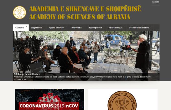 """Akademia e Shkencave e Shqipërisë ka hapur thirrjen për pjesëmarrje në """"Konferencën Ndërkombëtare të Studimeve Shqiptare"""", e cila do të zhvillohet në Tiranë më datat 25-27 nëntor 2021."""