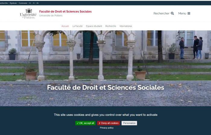 Shtyhet thirrja për aplikime për bursa për studentët e Universitetit të Tiranës në Universitetin e Poitiers, në Francë, për semestrin e parë të vitit akademik 2021 – 2022.