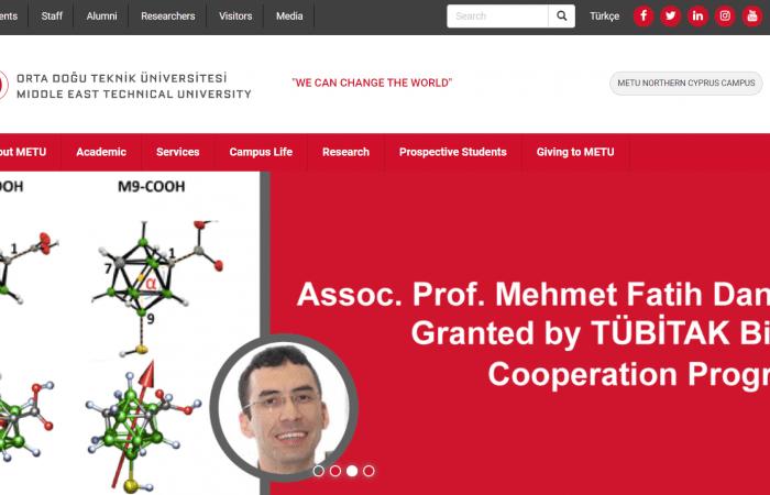 Hapet thirrja për aplikime për bursa trajnimi në Universitetin Middle East Technical University (METU), në Ankara, Turqi, për stafin me kohë të plotë të Universitetit të Tiranës për të marrë pjesë në Javën Ndërkombëtare.