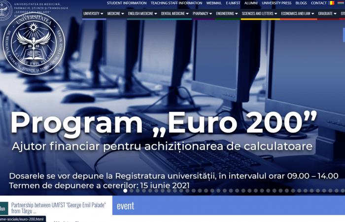 Hapet thirrja për aplikime për bursa në kuadër të programit Erasmus+ KA107 në Universitetin e Targu Mures në Rumani, për stafin akademik me kohë të plotë të Universitetit të Tiranës për mësimdhënie për semestrin e dytë të vitit akademik 2020-2021.
