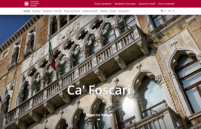 Hapet thirrja për bursa në programin Erasmus + në Universitetin Ca' Foscari në Venecia, Itali, për vitin akademik 2021-2022.