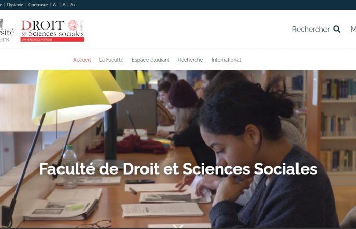 Hapet thirrja për aplikime për bursa për studentët e Universitetit të Tiranës në Universitetin e Poitiers, në Francë, për semestrin e dytë të vitit akademik 2021 – 2022.